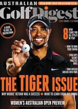 Australian Golf Digest - January & February 2017 - The Tiger Issue