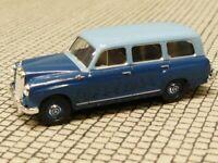 1/87 Brekina MB 180 Kombi blau / hellblau SONDERPREIS 13465 Starmada