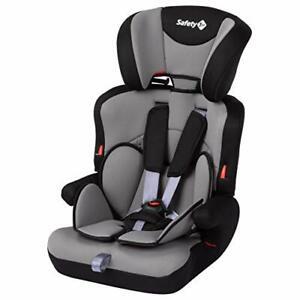Safety 1st Ever Safe Plus Kindersitz 5-Punkt-Gurt 9-36 kg ab ca. 9 Monate  grau
