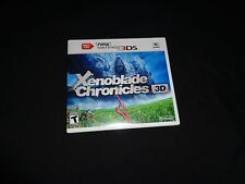 Xenoblade Chronicles 3D (Nintendo 3DS, 2015) New Factory Sealed