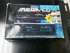 Sega Mega-CD console - Model 1 -BOXED