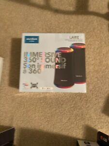 New 2pack Anker Soundcore FLARE 2 Portable 360 Waterproof Speaker