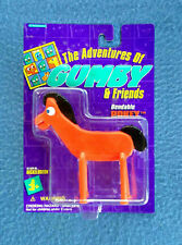 BENDABLE POKEY THE ADVENTURES OF GUMBY and FRIENDS TRENDMASTERS FIGURE 1995