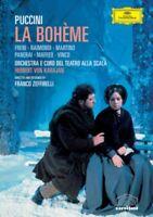 Karajan - Puccini: La Boheme Nuovo DVD