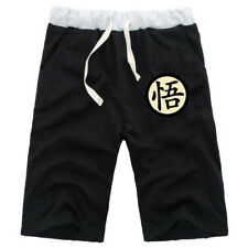 Anime Dragon Ball Lovers Print Shorts Casual Sport Beach Fitness Short Pants Cos