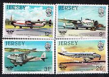 Tanzania Aviation Aircraft History set 1984 MNH