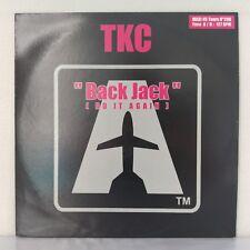 """TKC – Back Jack (Vinyl, 12"""", Maxi 33 Tours)"""