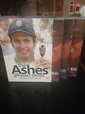 The Ashes Greatest Series Dvd Box Set