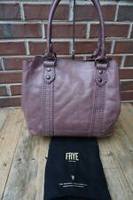 Authentic Frye Melissa Lilac Vintage Leather Tote ---NWT $398
