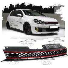 FRONT GRILL FOR VW GOLF 6 VI 08-12 GTI LOOK NO EMBLEM SPOILER BODY KIT NEW