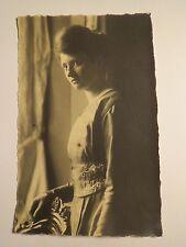 Holsen - 1919 - Marie Meyer als junge Frau im Kleid - Portrait / Foto