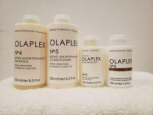 Olaplex Full Set  ( #3, #4, #5, #6, )   Sealed Authentic  FREE SHIPPING !!!