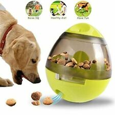Interactive Dog Cat Food Dispenser Training Balls Pet Smart Feeding Playing Dogs