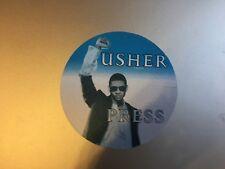 Usher - The Truth Tour 2004 - Press Pass - Blue