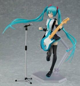 Anime Hatsune Miku V4X Toy miku Toy Figma 394 With Box 6 Inch PVC Action Figure