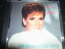 Julie Andrews With Bob Florence Love Julie (Pickwick Australia) CD