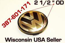 NEW 3B7-601-171 VW CENTER CAP CHROME