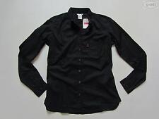 Levi's® Hemd Gr. S, schwarz, NEU ! Guys Slim Fit, schmal, LangArm, Figurbetont !
