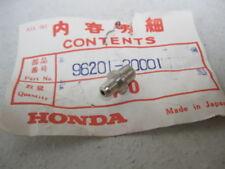 Honda NOS C50, C90, CBR600, Nipple, Grease, # 96201-30001   b3