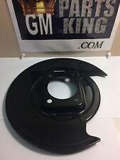 GM OEM-Brake Backing Splash Dust Shield Plate Right 18022583