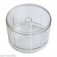 GENUINE KENWOOD MINI CHOPPER FOOD PROCESSOR BOWL CH180 / CH180A P/N 665458