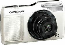 Olympus VG-170 HD-Digitalkamera, 14,5 MP, 5x Zoom, 26 mm, 3D-Foto, wie neu - OVP