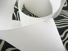 """5ms 4"""" 10cm Double-sided Eyelet Curtain Liner Sew on Buckram Curtain Stiffener Cur 3 5 Meters"""