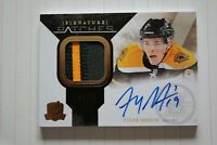 10-11 THE CUP SIGNATURE PATCHES of TYLER SEGUIN #31/75