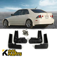 For 2001-2005 Lexus IS300 Front Rear Fender Mud Flaps Splash Guards Body Kits