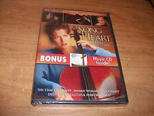 A Song from the Heart Music From The Soul (DVD + CD 2010, 2-Disc Set) Drama NEW