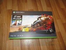 MICROSOFT Xbox One X 1TB Konsole + Forza Horizon 4 + Forza Motorsport 7 Bundle