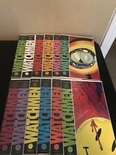 The Watchman Issues 1-12 Hbo Series Hot Comic.