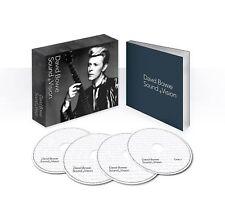 DAVID BOWIE SOUND + VISION CD NEW BOX SET
