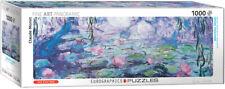 Eurographics Monet Waterlilies 1000pc Puzzle Eur64366