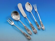 Richelieu by International Sterling Silver Essential Serving Set Small 5-piece