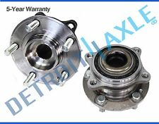 2 Front Wheel Bearing & Hub Assy for 07-14 Hyundai Santa Fe / 11-15 Kia Sorrento