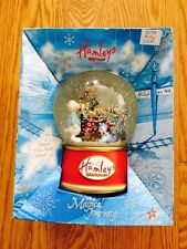 Hamleys Snow Globe and Music Box From London New in original Box