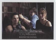 2013 Leaf The Mortal Instruments: City of Bones Behind the Scenes BHS-9 Card 0a1