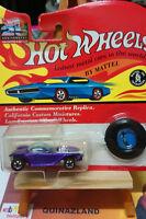 Hot Wheels 25th Anniversary Beatnik Bandit violet foncé (CG02)