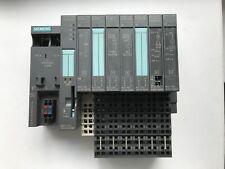 SIMATIC DP, Interface-Modul IM 151-3 PN 6ES7151-3BA23-0AB0 + 7 Module