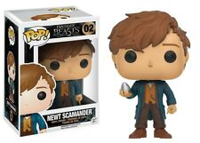 Funko - POP Movies: Fantastic Beasts - Newt w/ Egg #02 Vinyl Action Figure New