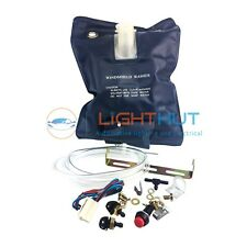 12V Bag Type Complete Windscreen Washer Fluid Kit inc Pump Switch