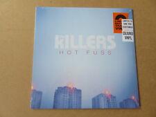 The Killers Hot Fuss Limited Edition Orange Vinyl LP HMV 2018