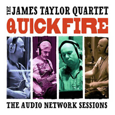 JAMES TAYLOR QUARTET-QUICK FIRE: AUDIO NETWORK SESSION-JAPAN CD E20