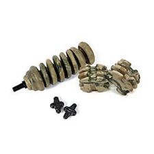 Limbsaver Split Limb Bow Stabilizer/Super Quads/String Leech Combo Pk CAMO 3253