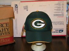 Green Bay Packers 47 Brand Game Time RARE GHOST LOGO CAP HAT STRAPBACK NWT