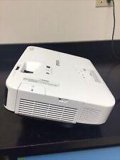 EPSON 2250U Projector Needs Lamp Change