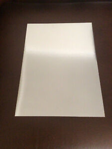 20 Silver Card A4 Double Sided 0.03cm 20 Off