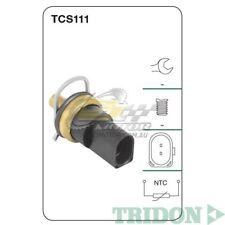 TRIDON COOLANT SENSOR FOR Volkswagen Polo 10/05-08/10 1.8L(BJX)  TCS111