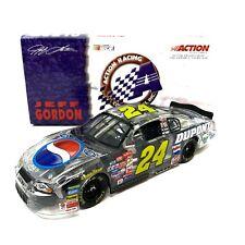 Jeff Gordon No. 24 DuPont/Pepsi 2001 Monte Carlo 1:24 Die Cast Clear Car